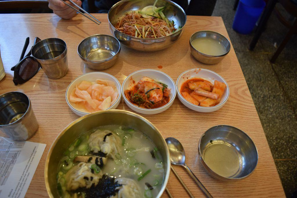noodles insadong | confections of a dietitian