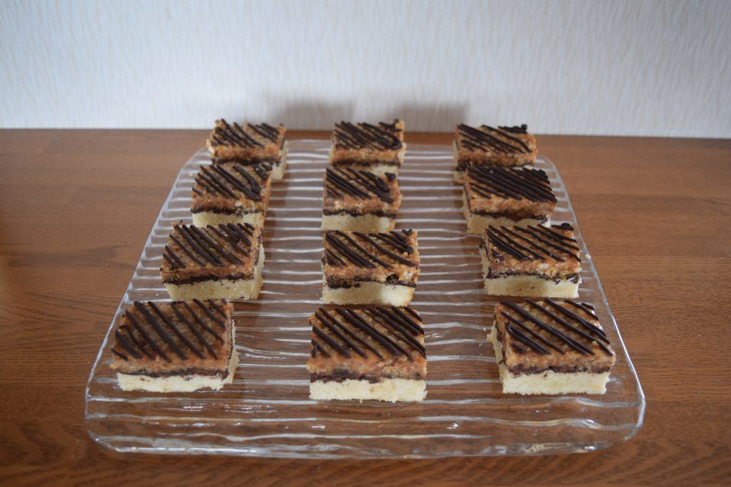 samoa bars | confections of a dietitian