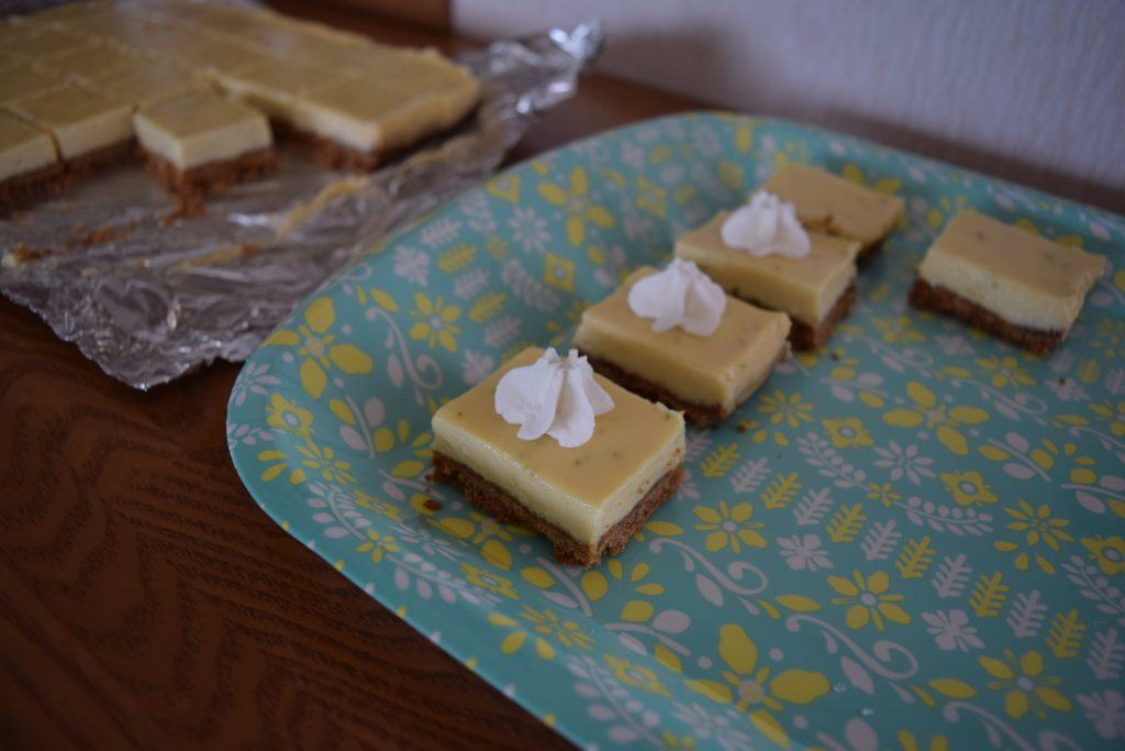 key lime bars | confections of a dietitian