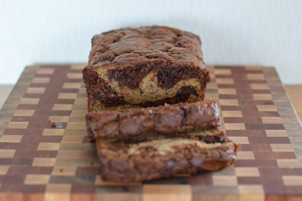 nutella banana bread | confections of a dietitian