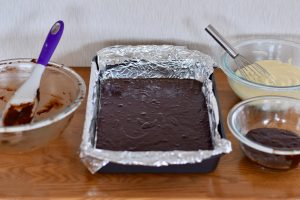 cream cheese brownies | confections of a dietitian