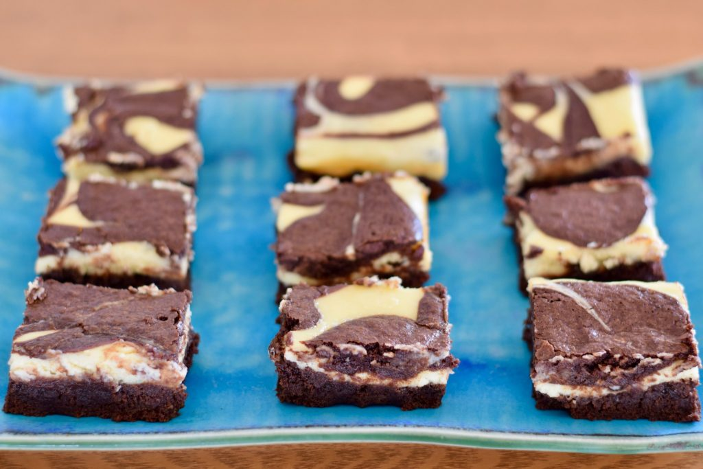 cream cheese brownies   confections of a dietitian