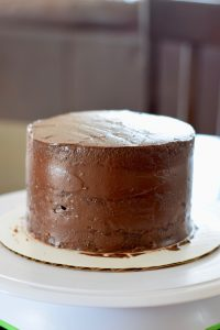german chocolate cake | confections of a dietitian