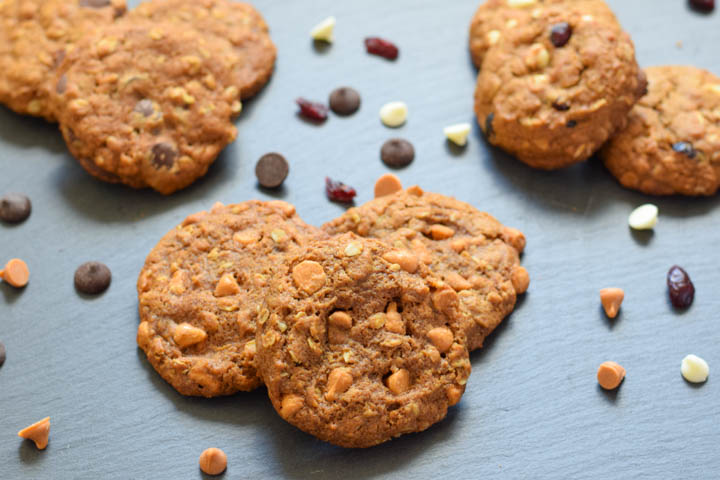 pumpkin oatmeal cookies | confections of a dietitian