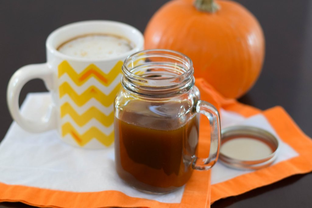 pumpkin spice syrup | confections of a dietitian